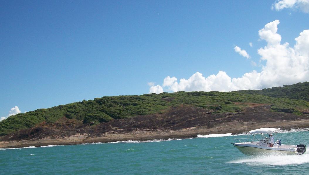 Praia de Bacutia – Enseada Azul – Guarapari