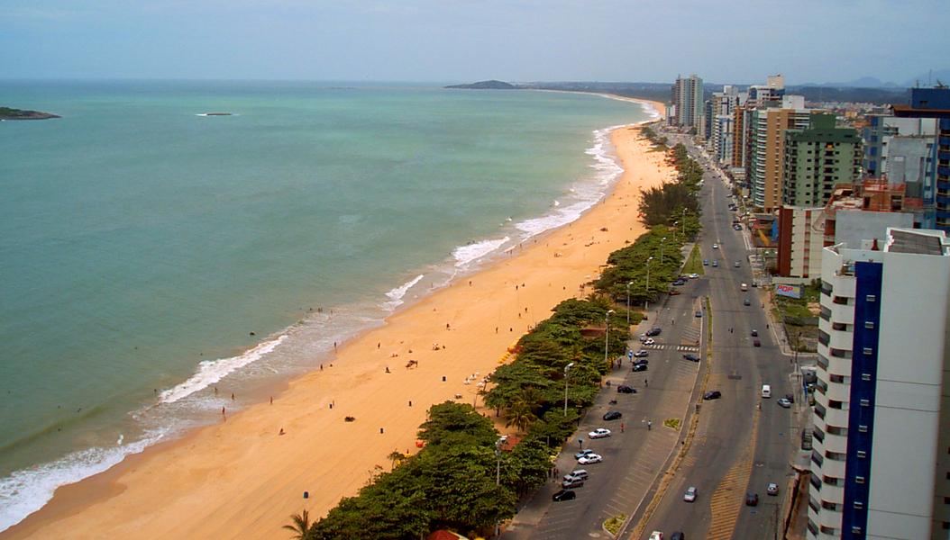 Praia de Itaparica - Vila Velha - Espírito Santo