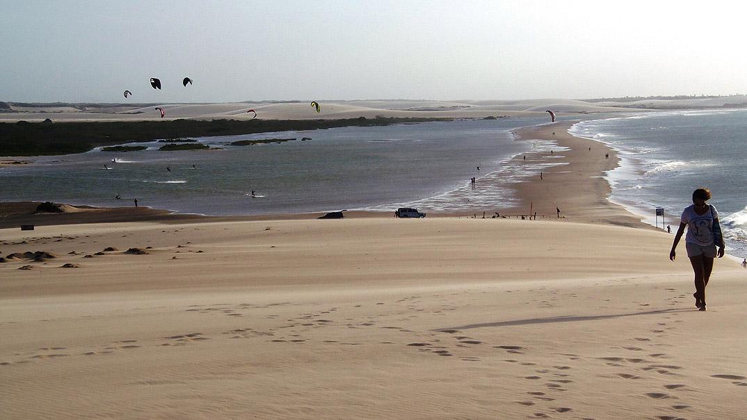 Praia de Jericoacoara - Ceará - por Gerson-Rolim-Guidobono