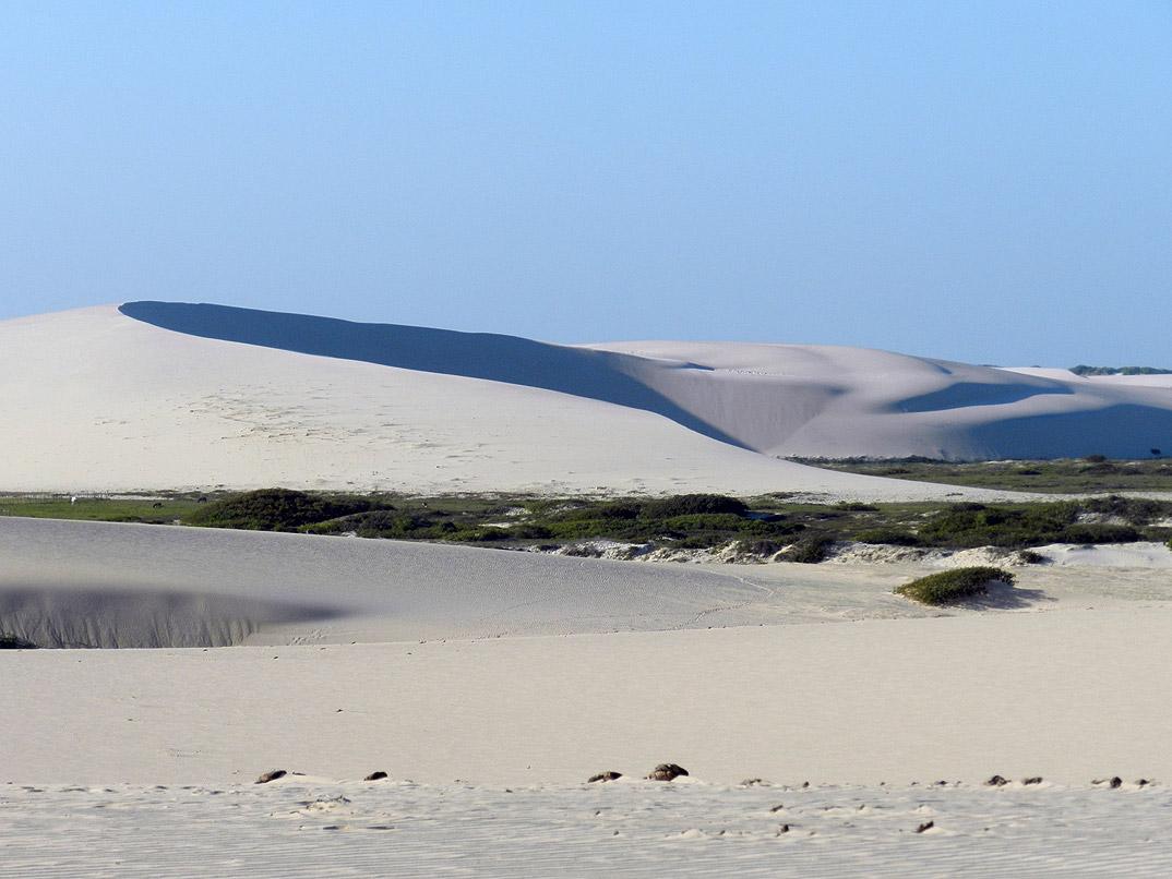 Praia de Jericoacoara - Ceará - por Wagner-Pereira