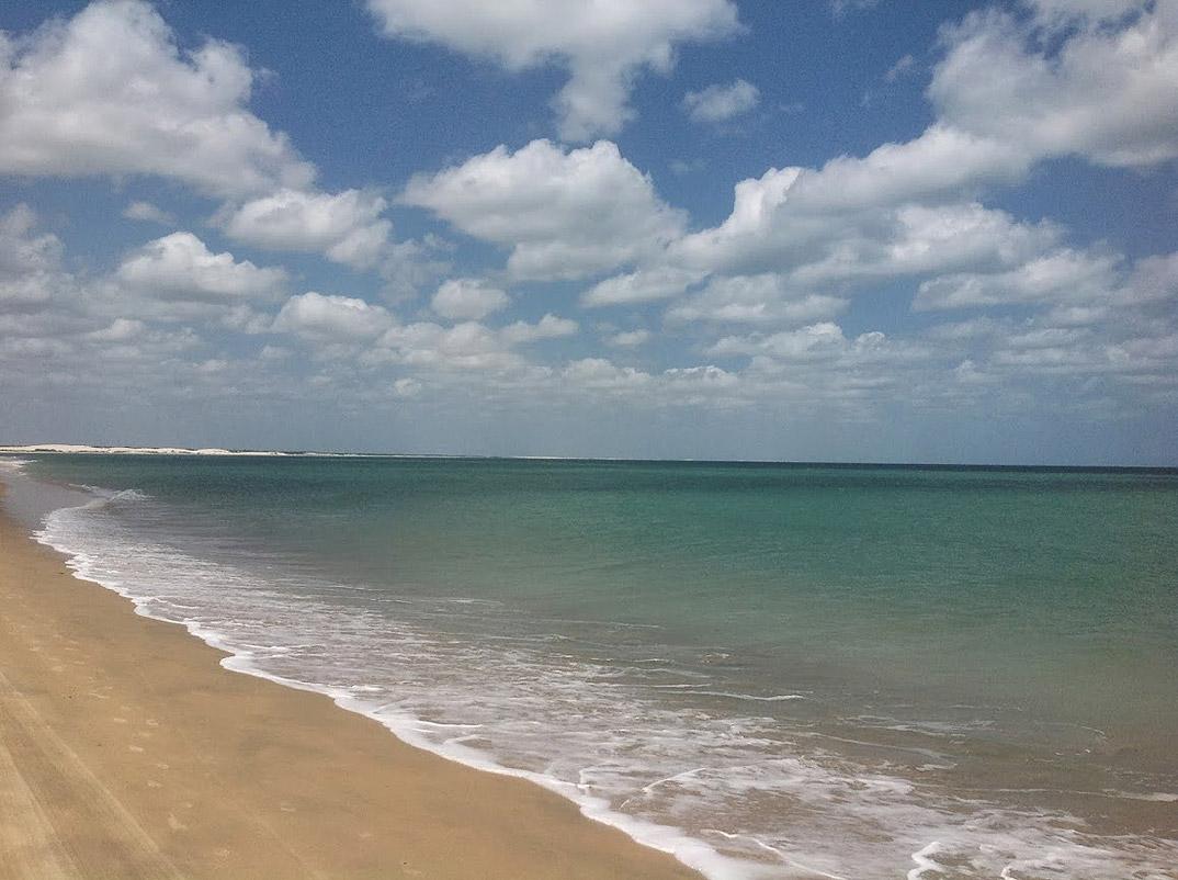 Praia de Jericoacoara - Ceará - por marcelo-p