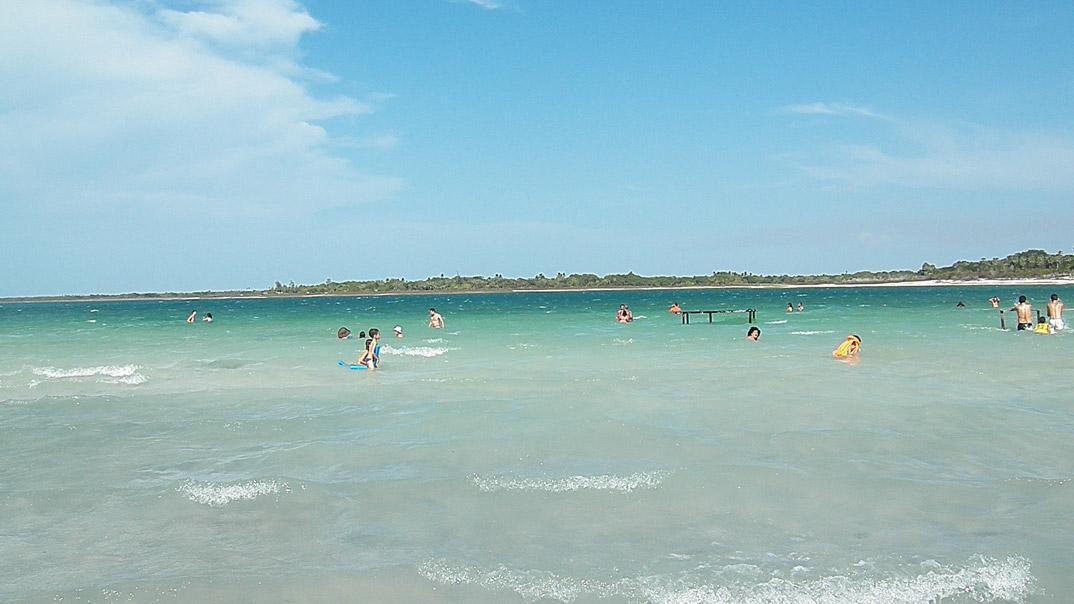 Praia Lagoa Azul - Jericoacoara - Ceará