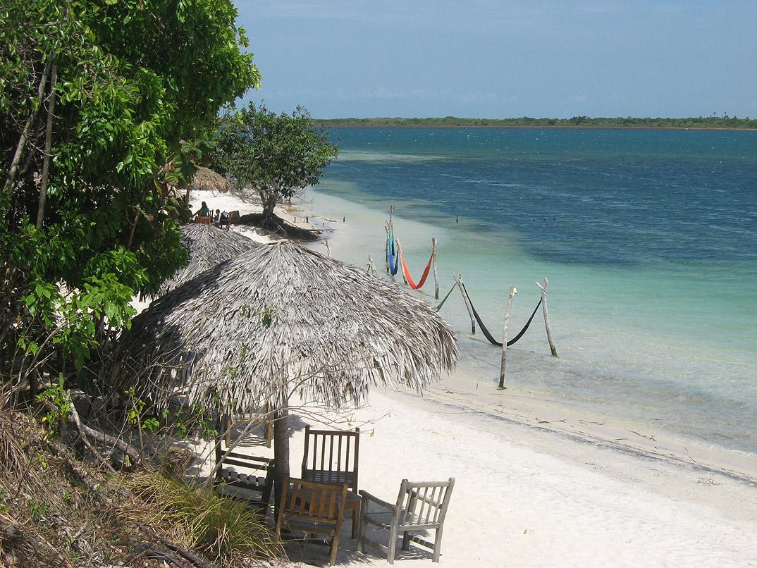 Praia Lagoa Azul - Jericoacoara - Ceará - por Welinthon-Dugonski