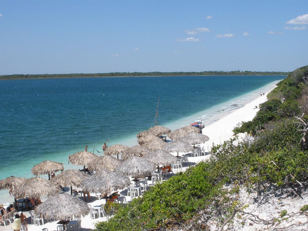 Praia Lagoa Azul - Jericoacoara - Ceará - por carloscaam