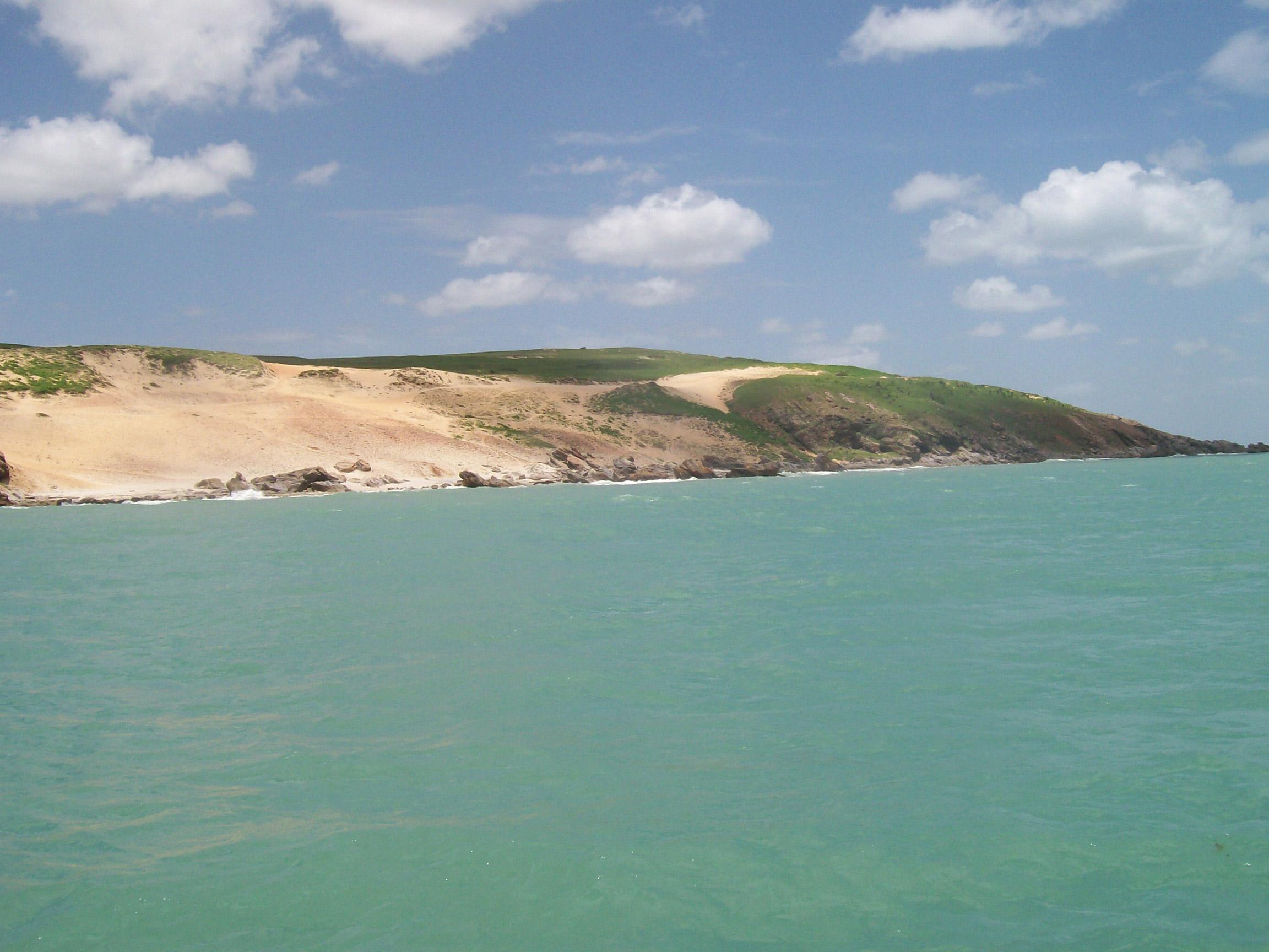 Praias de Camucim - Ceará - por Claudio-Oliveira-Lima