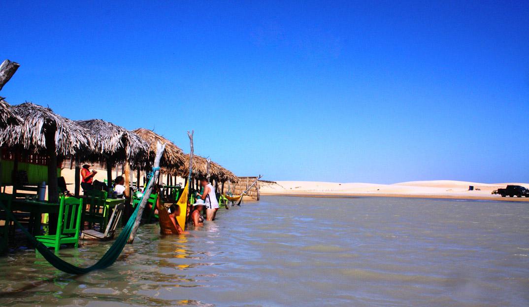 Praias de Camucim - Ceará - por PAPAGAIO
