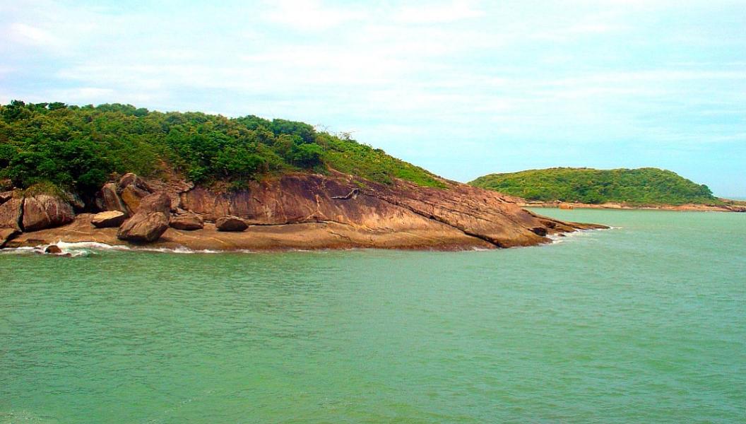 Praias da Enseada Azul – Guarapari - Espírito Santo