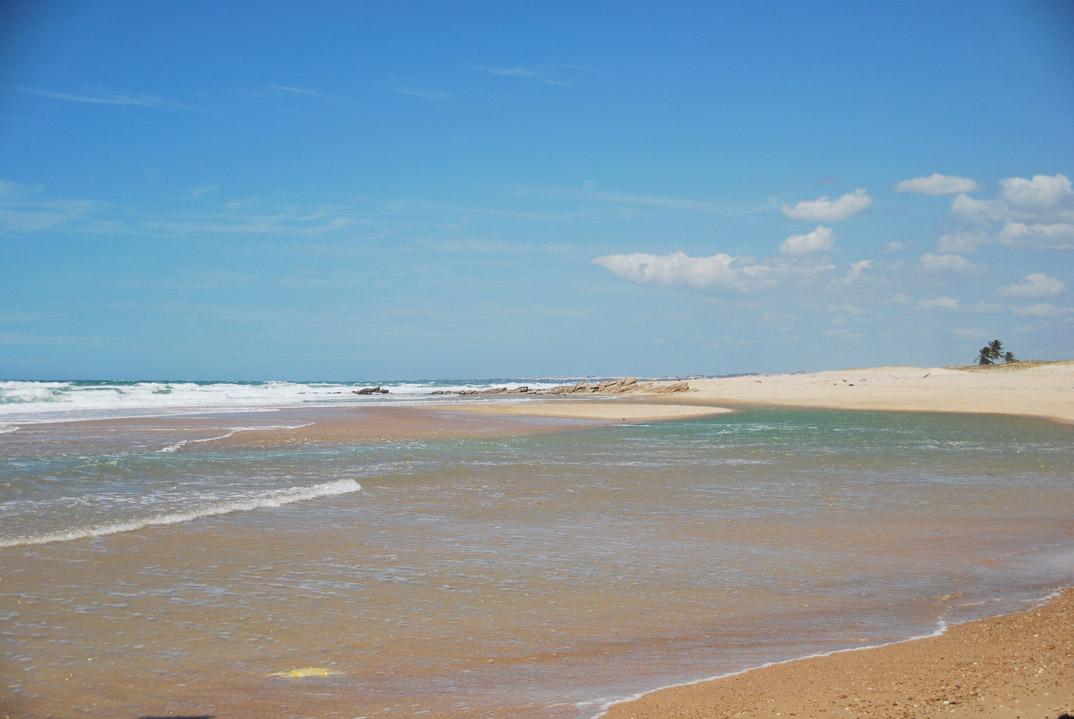 Praias de Paracuru - Ceará - por AlbeZani