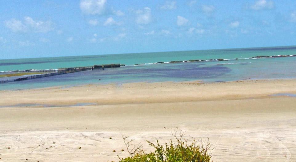 Praias de Paracuru - Ceará - por R-NASCIMENTO-ROCHA