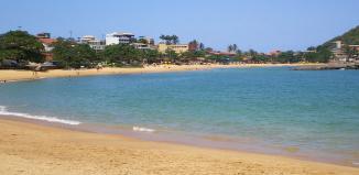 Praia de Setiba – Guarapari - Espírito Santo
