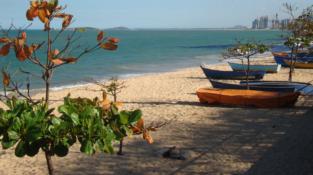 Barquinhos - Praias de Vila Velha – Espírito Santo