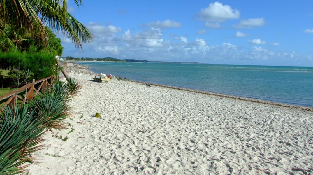 Praias da Ilha de Itamaracá - Pernambuco