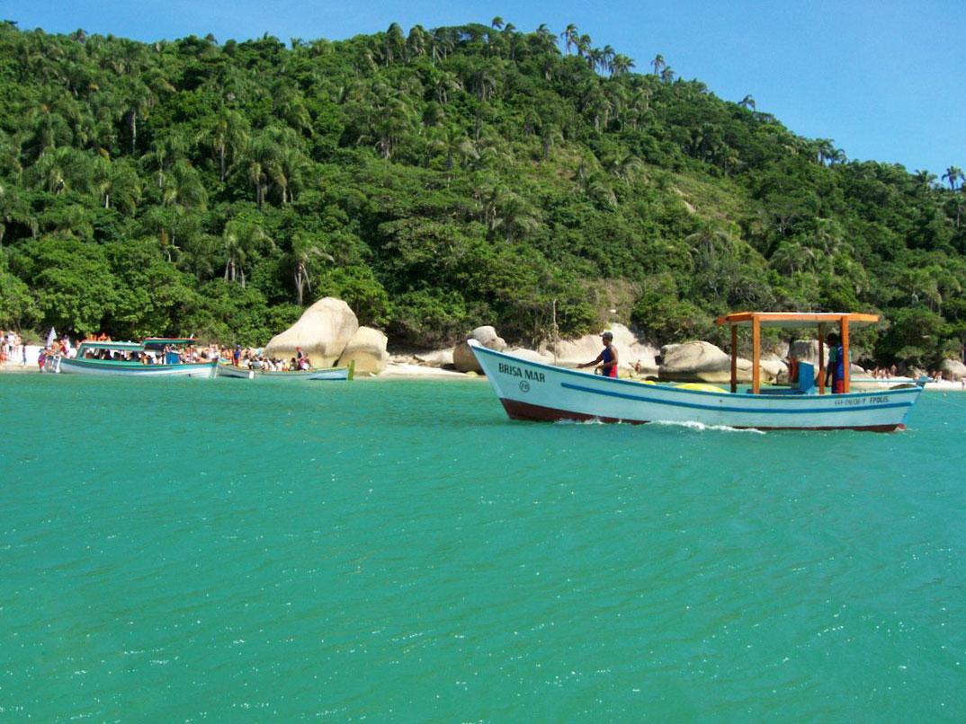 Ilha do Campeche - SC - por Archimedes