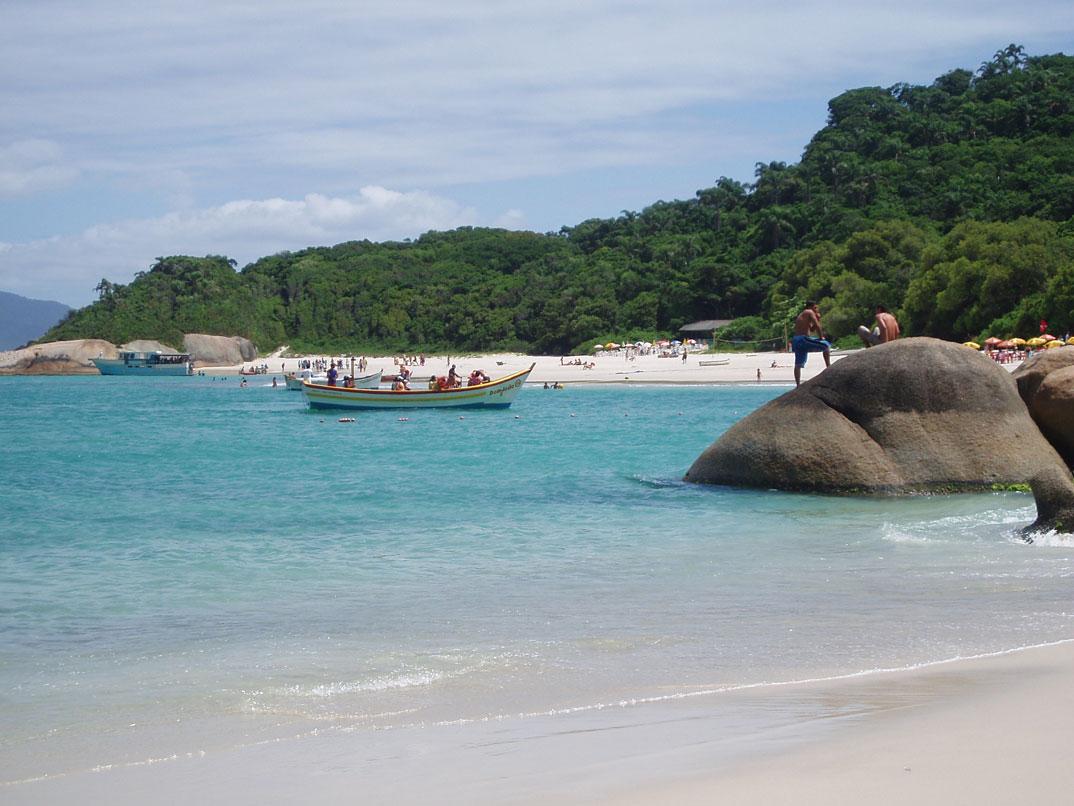 Ilha do Campeche - SC - por Nicolas-Pauluk