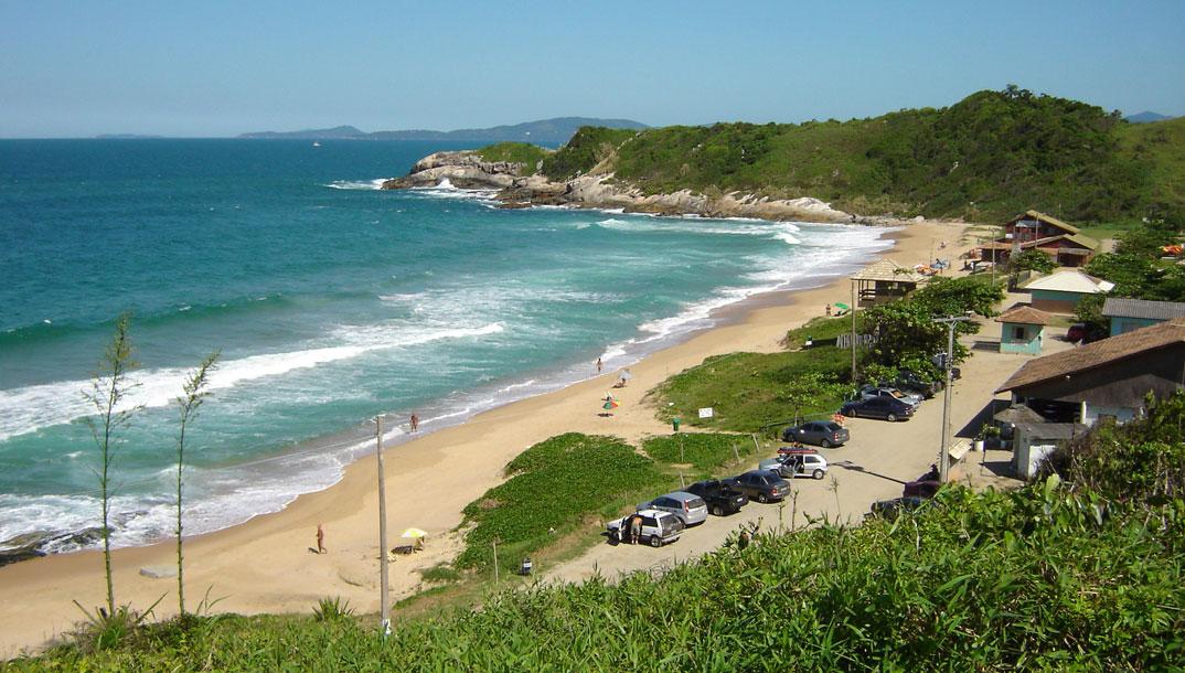 Praia do Pinho - SC - por Loreno-Ritt