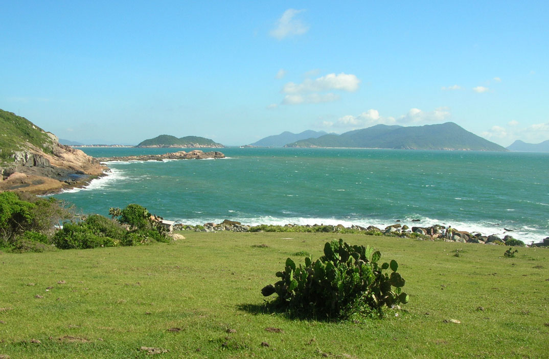 Praias da Guarda do Embaú - SC - por Francisco-Parobe
