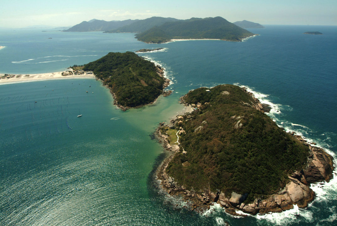 Praias da Guarda do Embaú - SC - por ivopapagaio