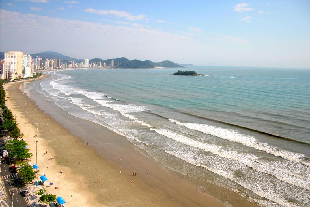 Praias de Balneário Camburiu – SC - por Wolfgang-Wodeck