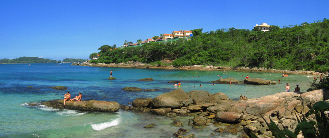 Praias de Bombinhas - por Henrique-Granado