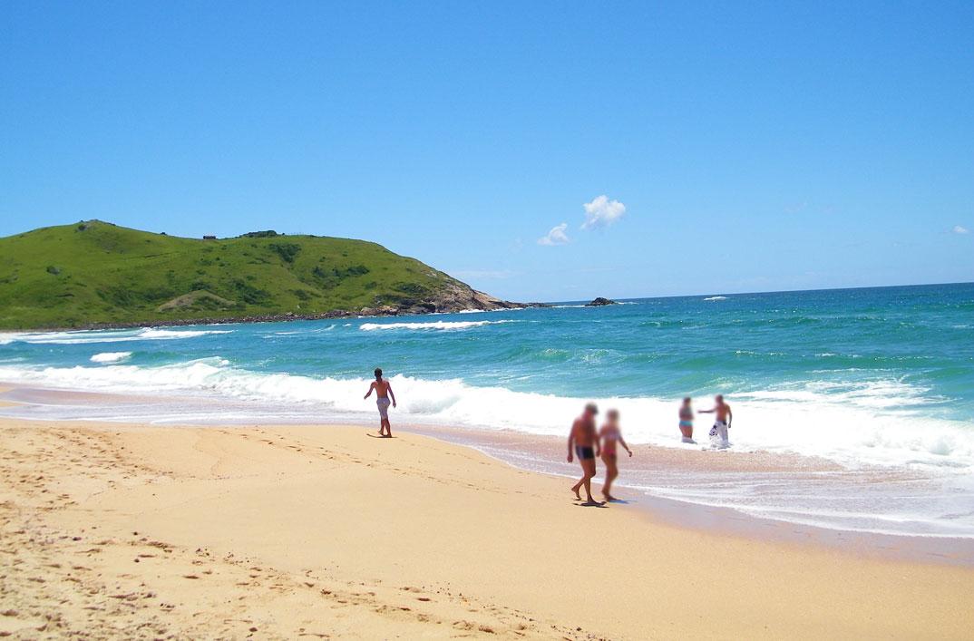 Praias de Garopaba - por Edinei-Bortoluzzi
