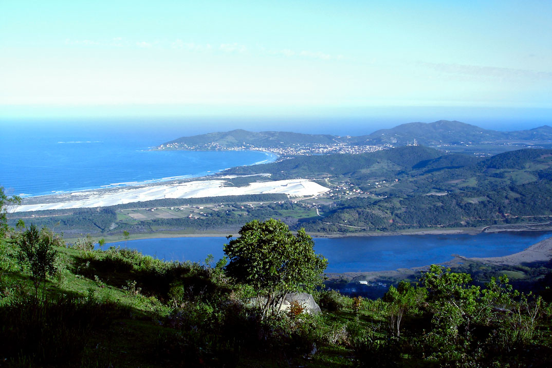 Praias de Garopaba - por Ismael-Furtado