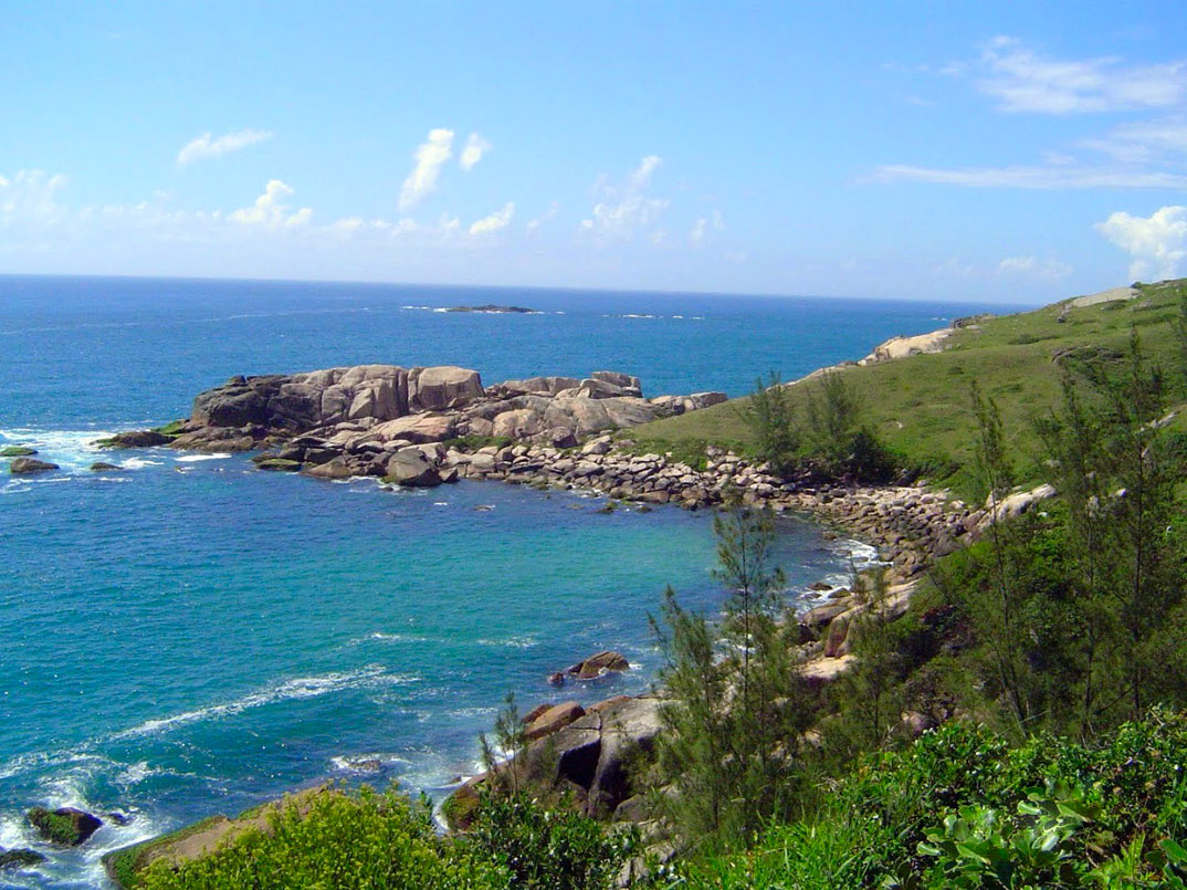Praias de Garopaba - por Luiz-Campista