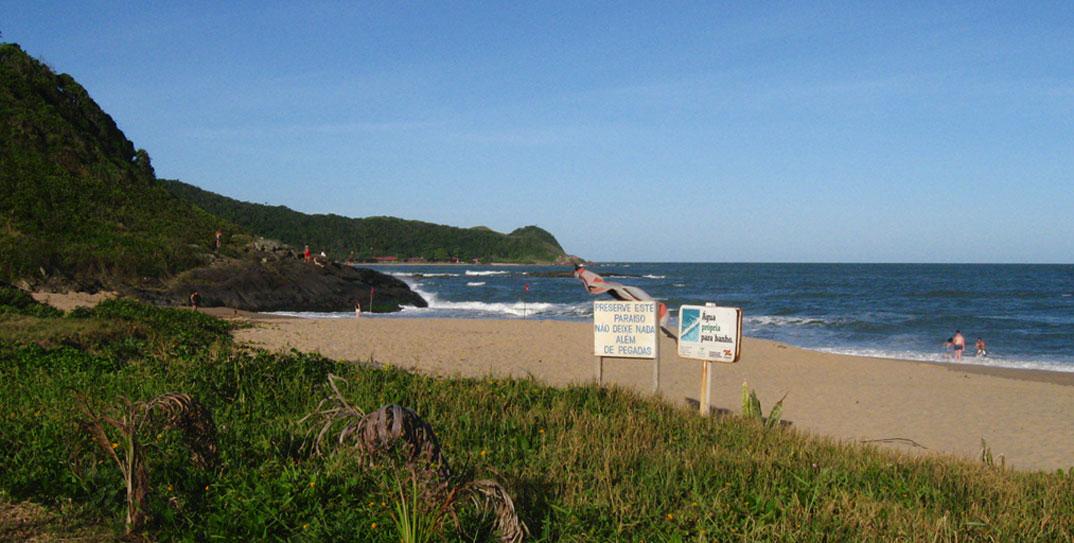 Praias de Penha - SC - por Mariana-Sodemell