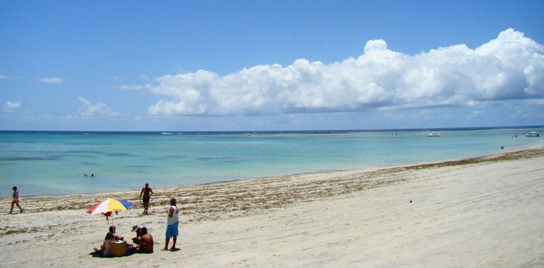 Praias de Tamandaré - Pernambuco - por aelontra