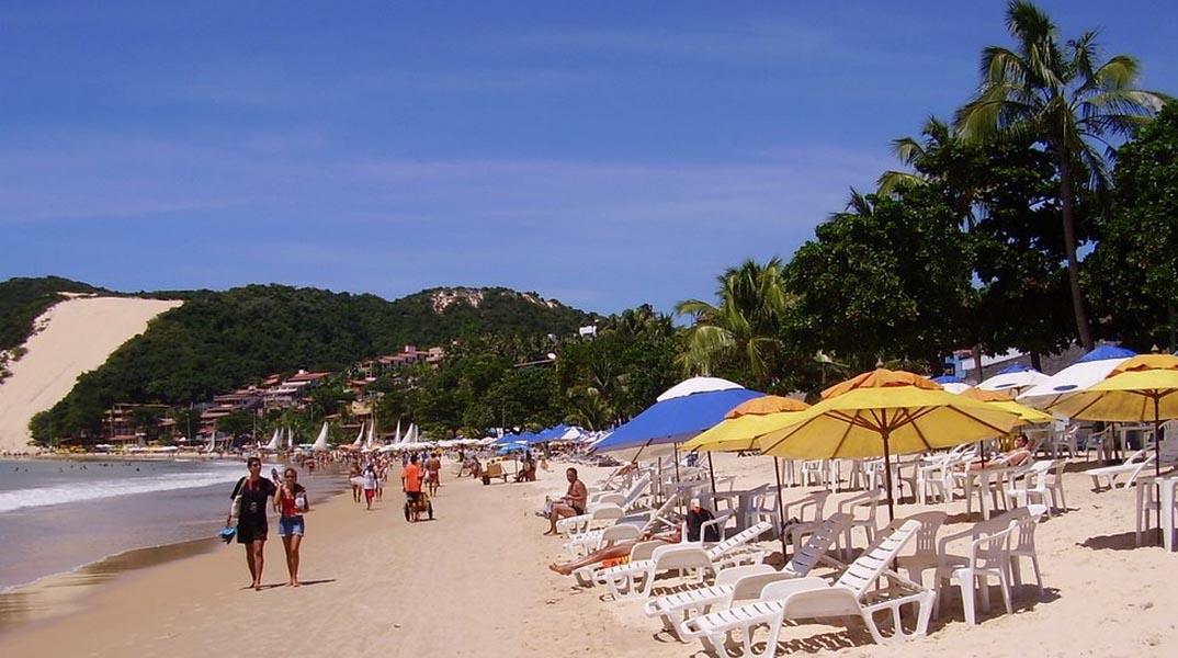 Praias de Ponta Negra – Natal