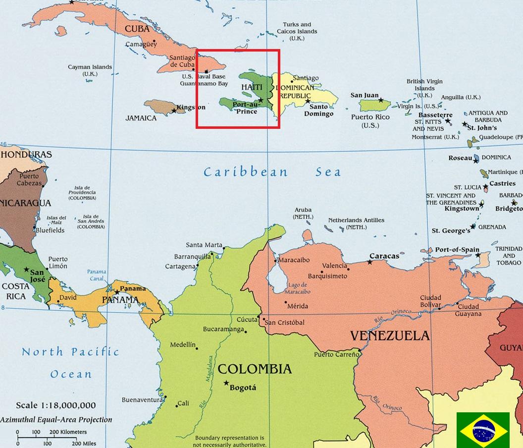 Resultado de imagem para FICA HAITI