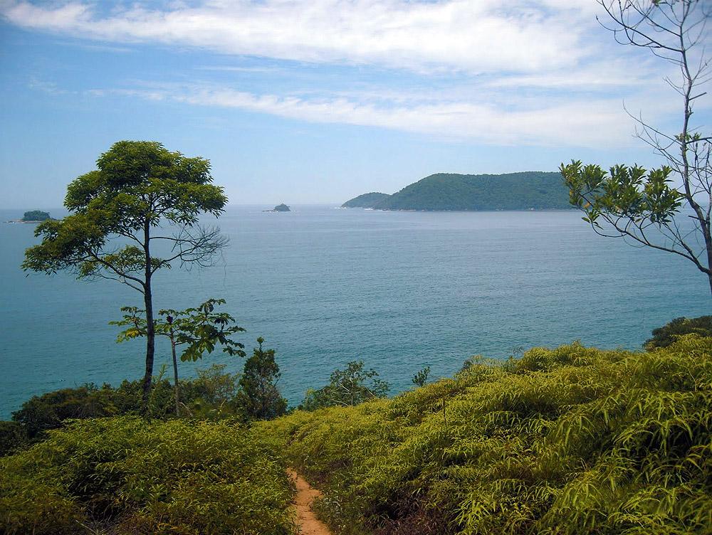 Praia do Cedro - Ubatuba - por valteraragão