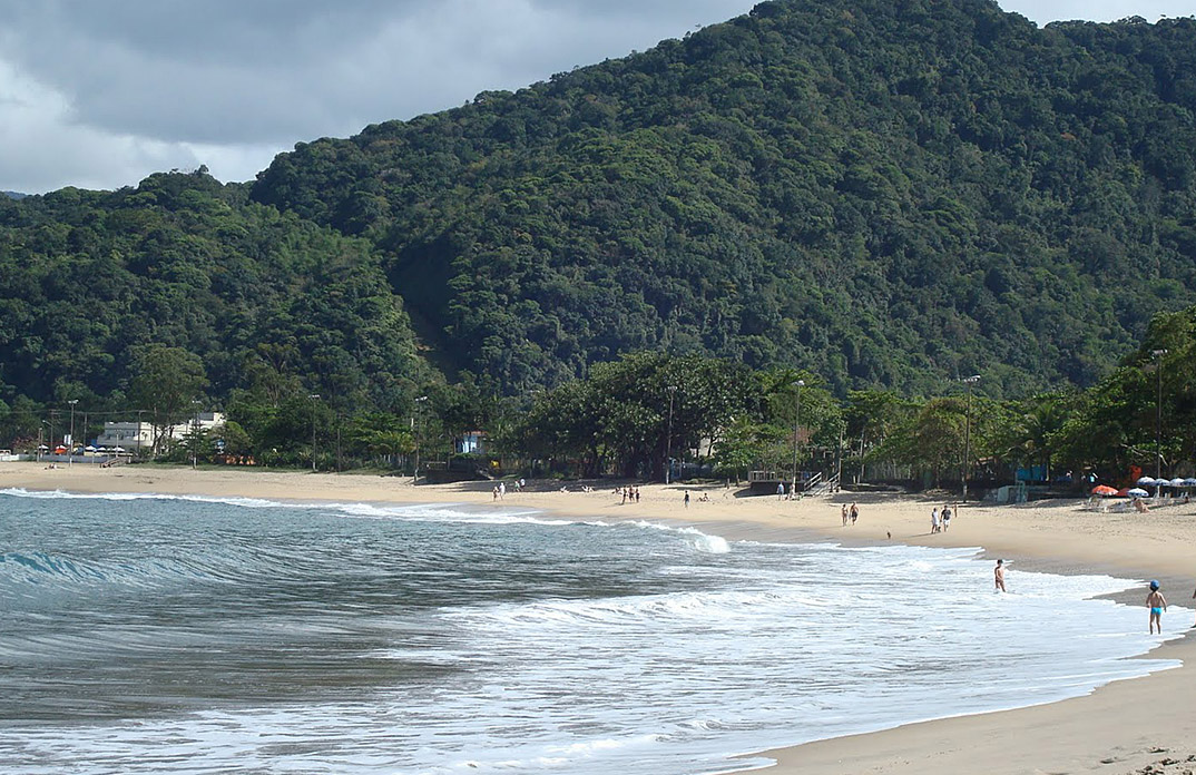 Praia Boiçucanga – São Sebastião
