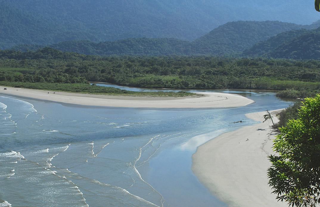 Praia da Fazenda - Ubatuba