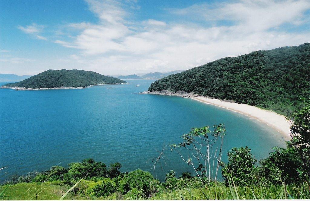 Praia da Figueira –Praias de Ubatuba