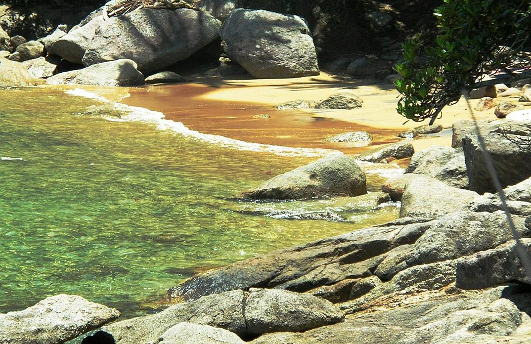 Praia da Fome – Ilhabela