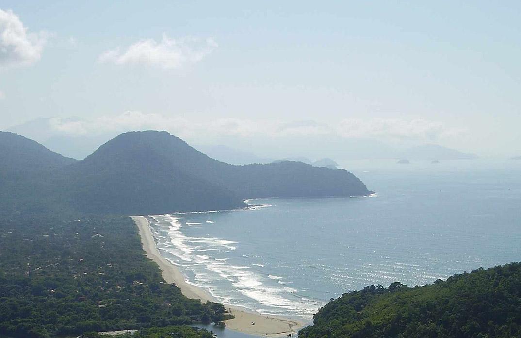 Praia de Itamambuca – Ubatuba
