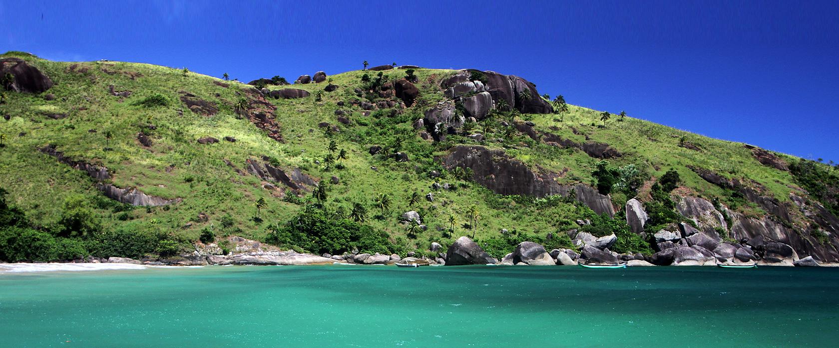 Praia do Bonete – Ilhabela