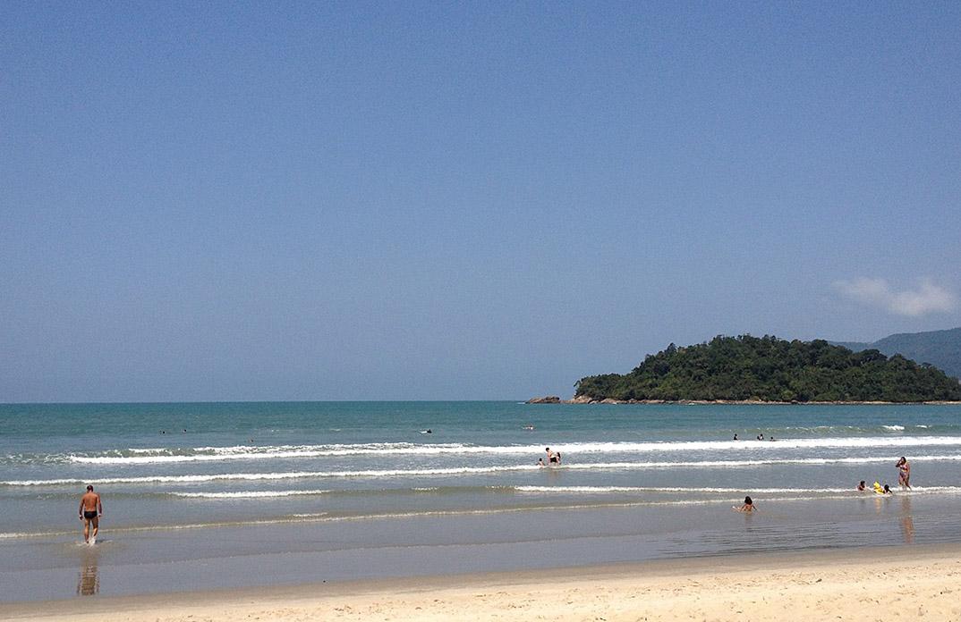 Praia Maranduba – Ubatuba