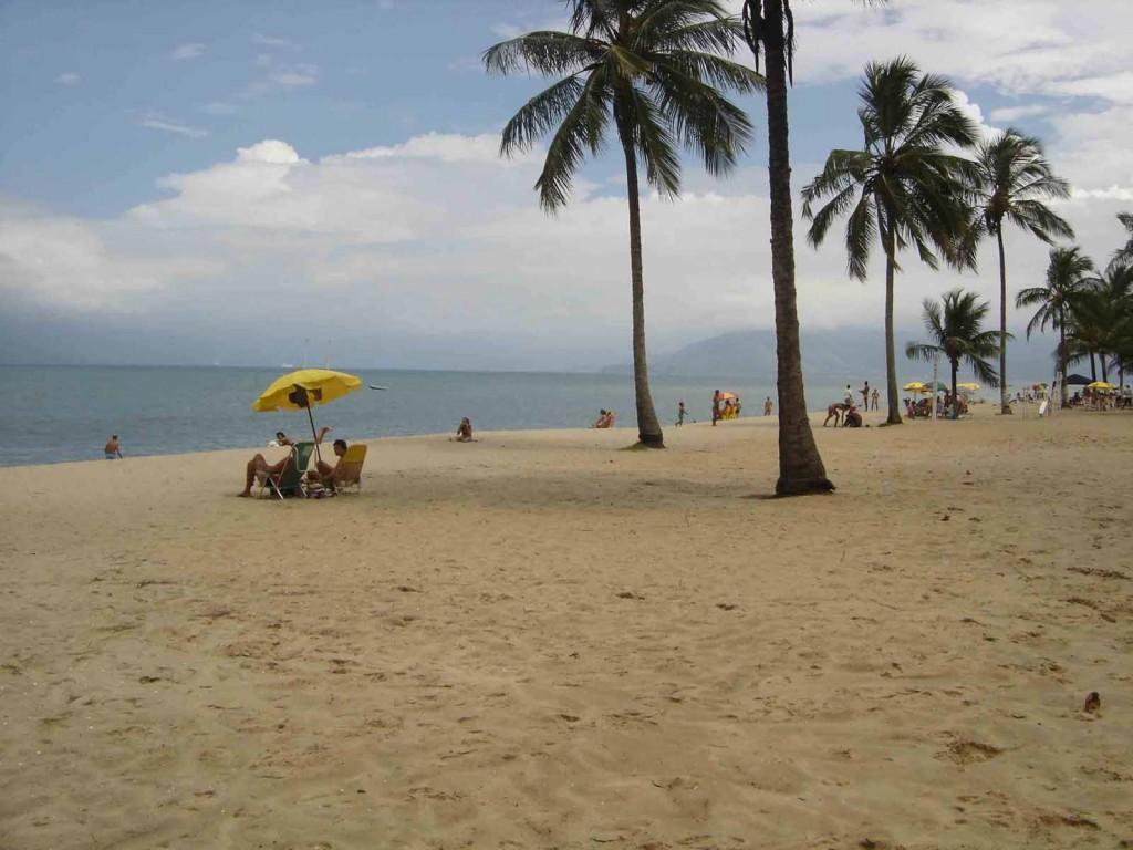Praia Martim de Sá – Caraguatatuba