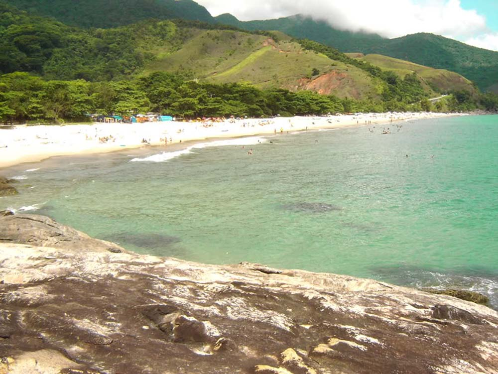 Praia do Santiago – São Sebastião