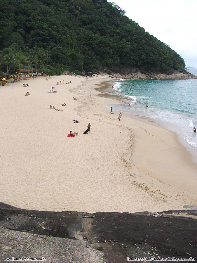 Praia da Sununga – Ubatuba