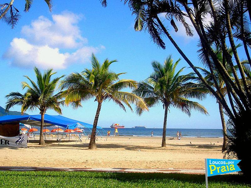 Praia do Boqueirão – Santos