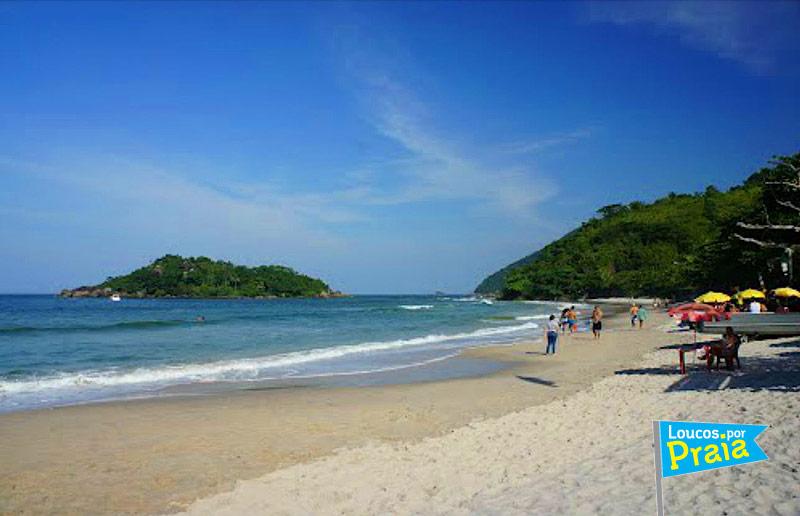 Praia Branca – Guarujá