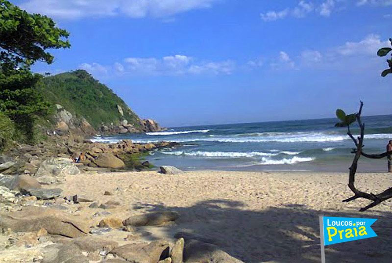 Praia do Tombo – Guarujá