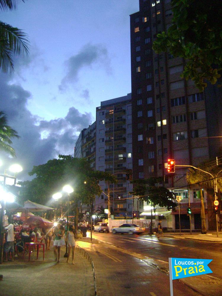 Praia dos Milionários – São Vicente