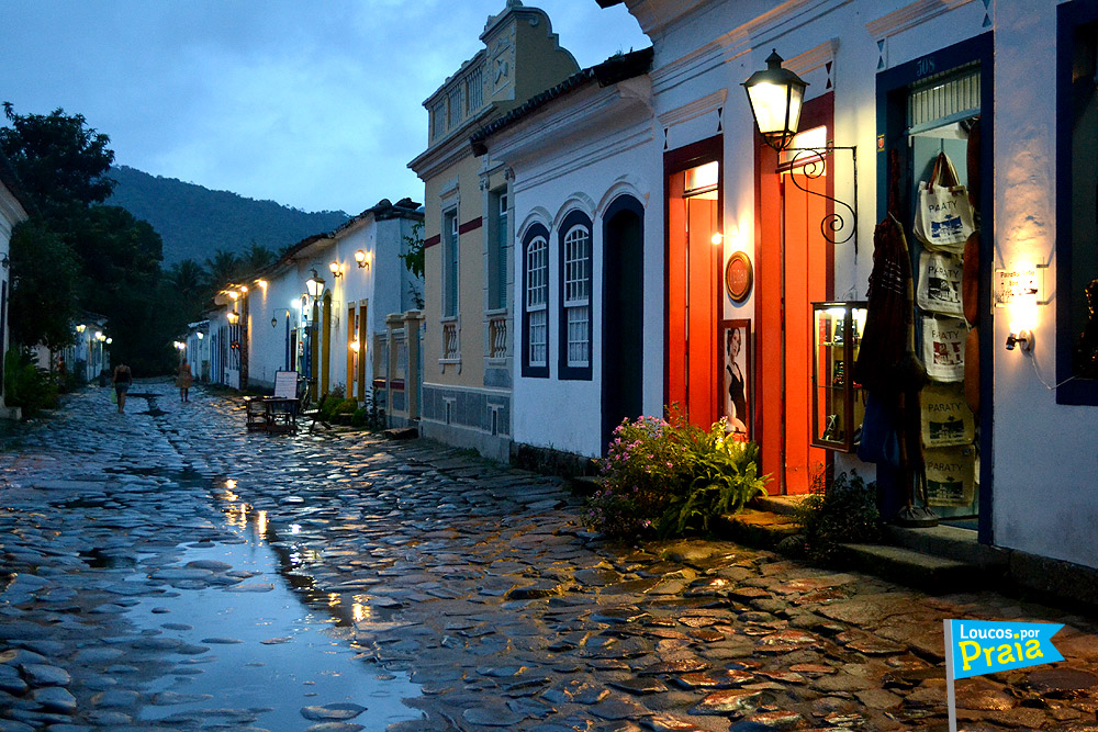 Parati - Rio de Janeiro - por Loucos por Praia