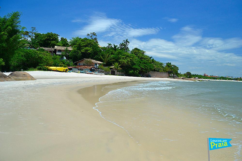 Praia da Daniela - Florianópolis - por Loucos por Praia