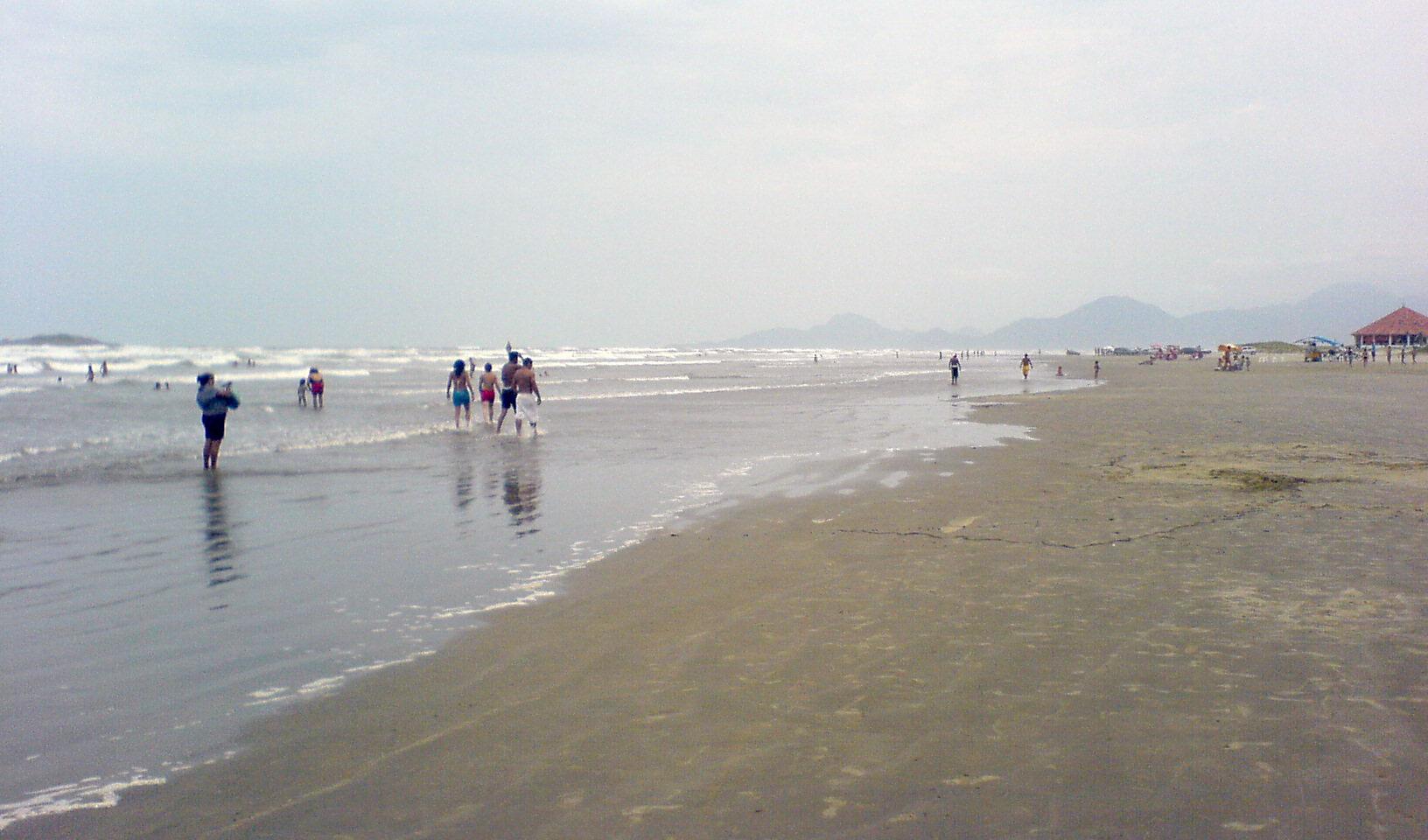 Praia Gaivota – Itanhaém