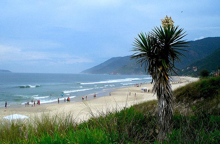 Praia dos Açores - Florianópolis - por cléderson