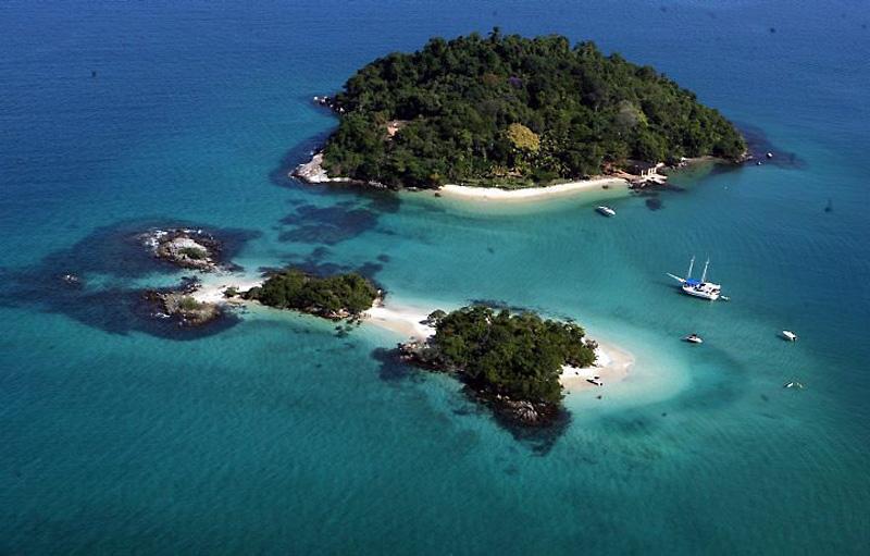 Ilha de Cataguases - Angra dos Reis